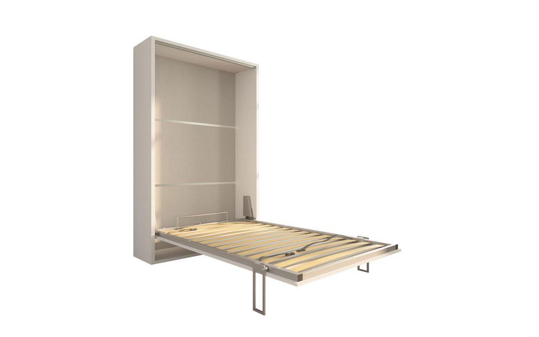 Piuma 120 - Letto convertibile una piazza e mezzo con rete in doghe 120 x 200 cm