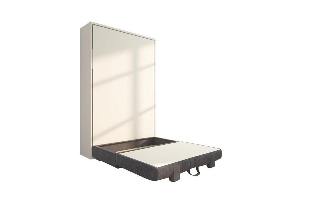 Piuma Sofa 120 Easy - Divano letto con contenitore da una piazza e mezzo e due posti