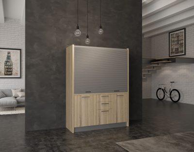 Cucine Moderne A Scomparsa.Cucine A Scomparsa Online Mini Cucine Cucine Monoblocco