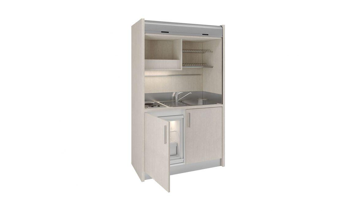 Salento - mini cucina nascosta meno di 1 metro e mezzo