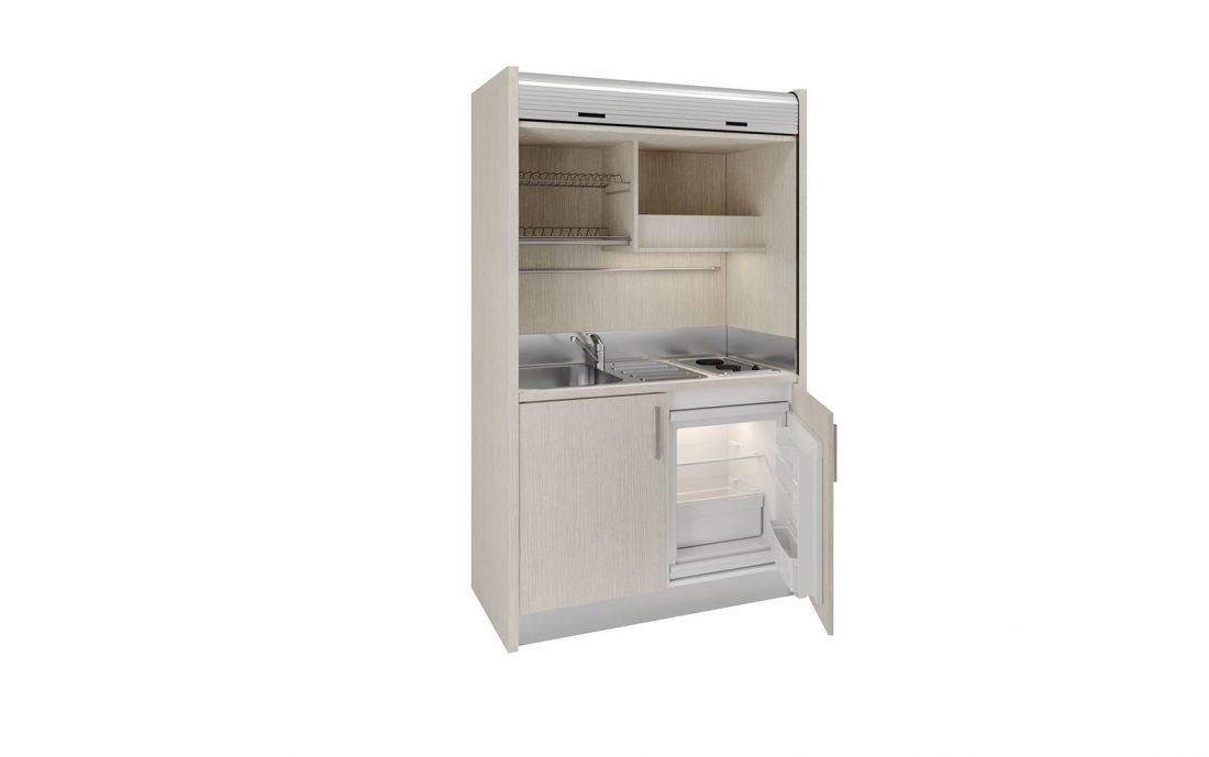 Salento - mini cucina monoblocco per residence hotel bnb