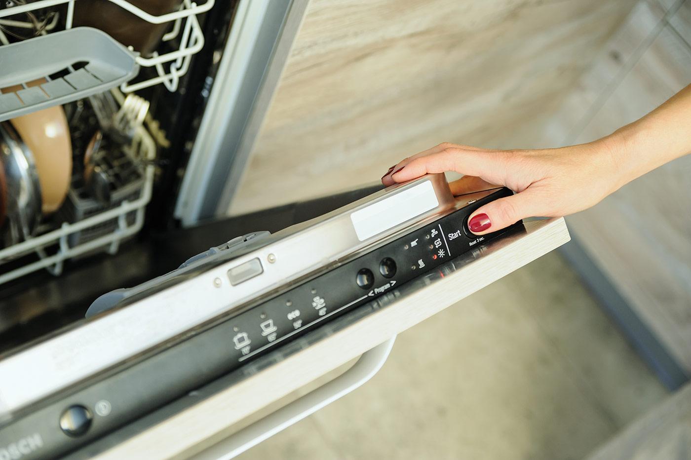 Elettrodomestici per cucine monoblocco