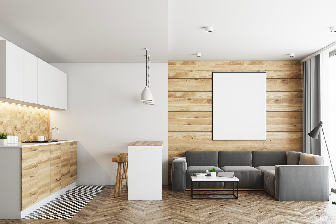 Idee di arredo per mini appartamenti vivere meglio in una for Idee di arredo