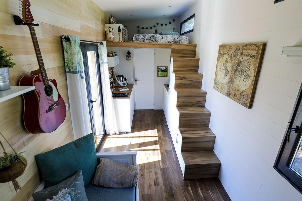 Arredamenti casa piccolissima - Soppalco
