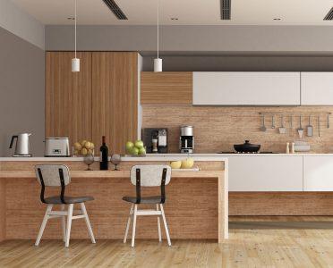 Cucina moderna - Illuminazione