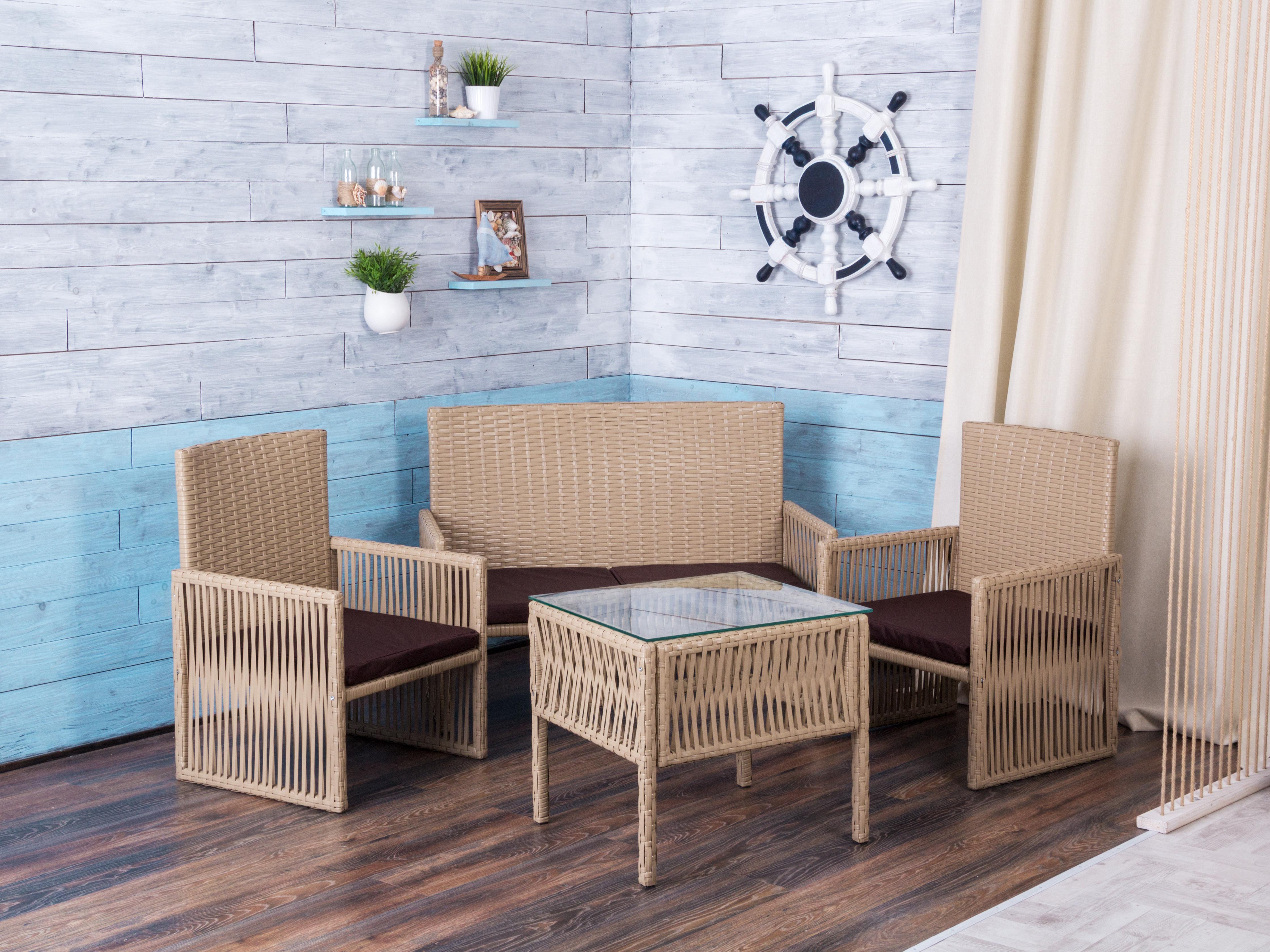 mobili giusti per una casa vacanze al mare