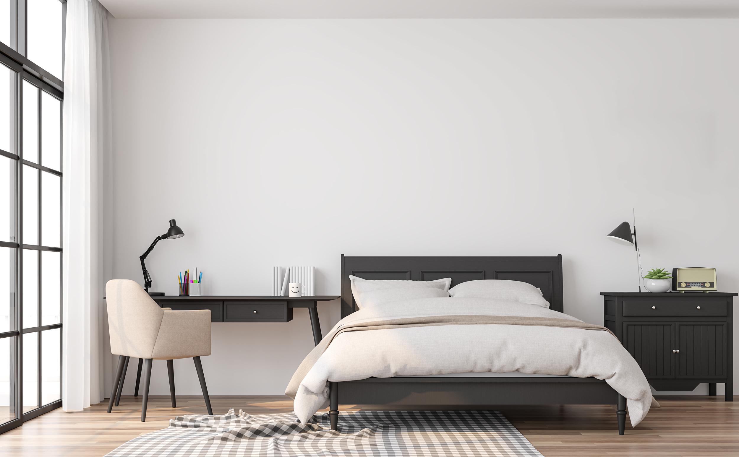 5 errori da evitare per l'arredamento della camera da letto
