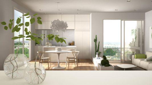Cucine con poco spazio, idee di arredo pratiche e funzionali