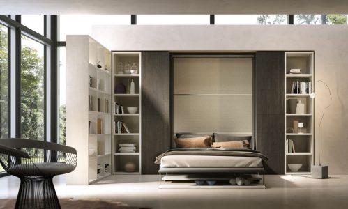 Perché scegliere un letto a scomparsa verticale?