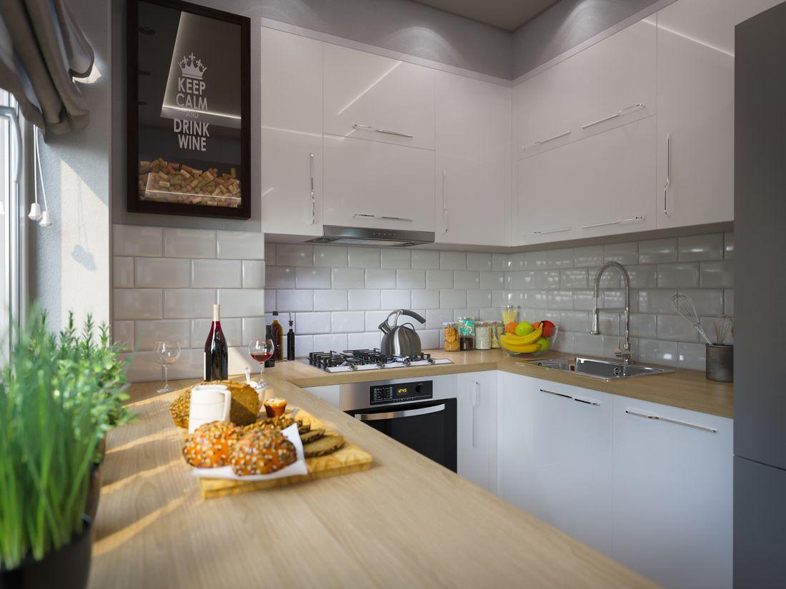 idee arredo cucina piccola