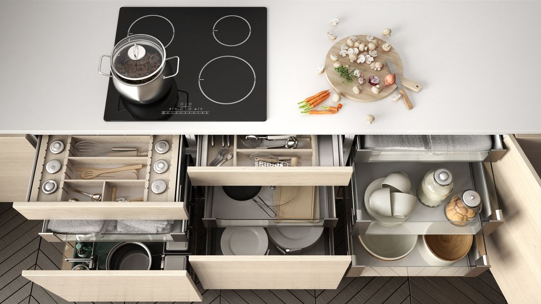 Quale cucina scegliere per avere più spazio