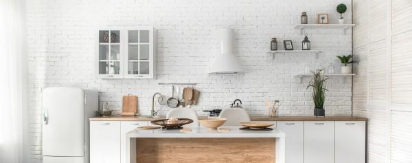 Cucina piccola ma funzionale