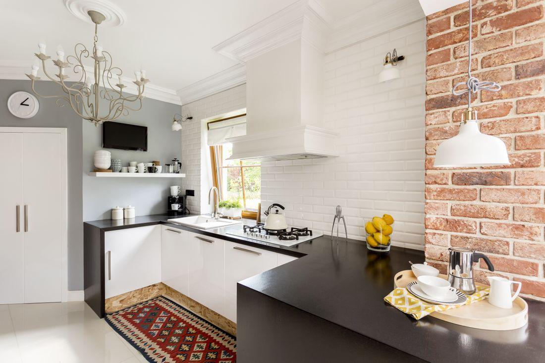 quale cucina scegliere in uno spazio stretto