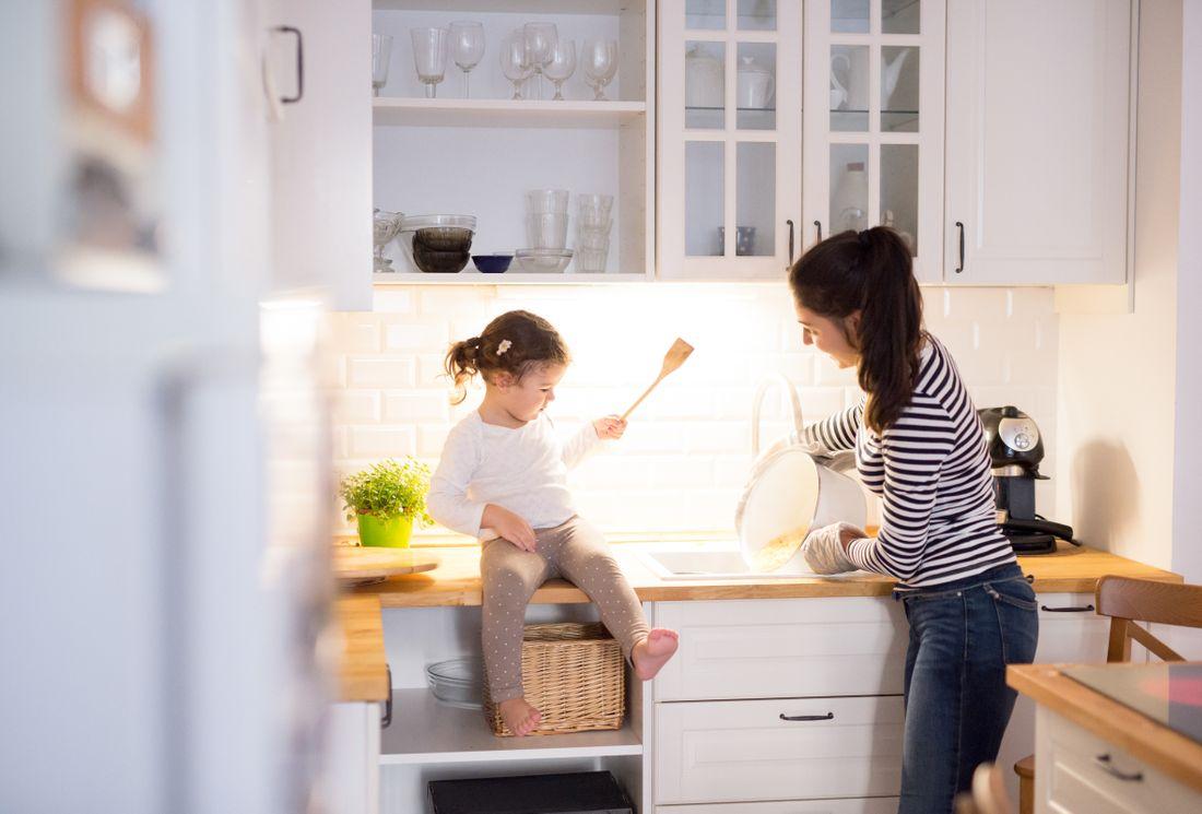 Cucine piccole come valorizzarle