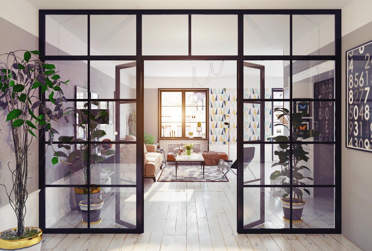 Come separare gli ambienti in casa