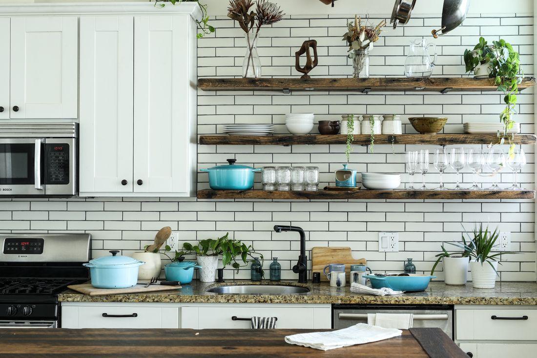 idee per organizzare una cucina piccola